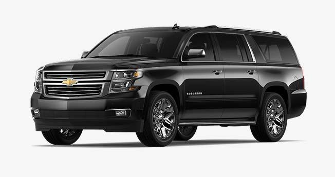 Executive Suburban SUV's